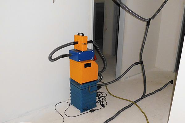 Beispielbild 13 Technische Trocknung