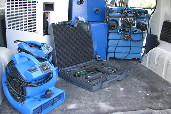 Beispielbild 2 Trocknungsgeräte