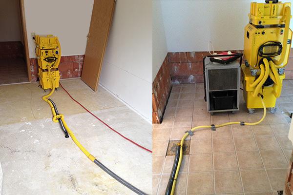 Beispielbild 2 Geräte zur Wasserschadenbeseitigung