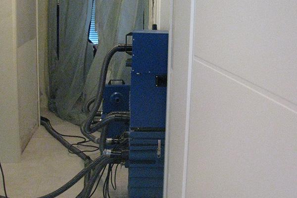 Beispielbild 4 Technische Trocknung