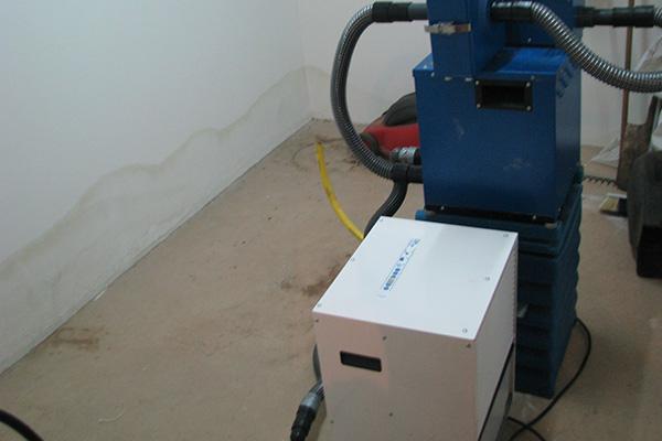 Beispielbild 7 Technische Trocknung