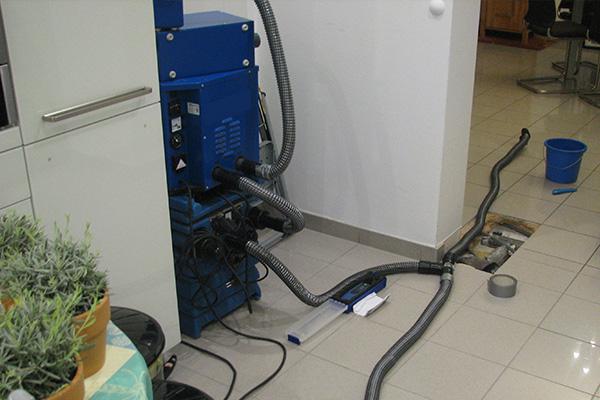Beispielbild 12 Technische Trocknung